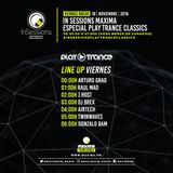 [TRANCE] In Sessions PlayTrance Classics (18-11-2016 @ Máxima FM) (2016)