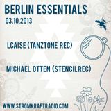 Lcaise live mix at Stromkraft Radio, Berlin 4 october 2013 // 100% vinyl mix