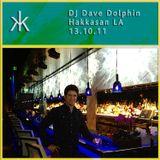 DJ Dave Dolphin - Hakkasan LIVE MIX - Oct. 11, 2013