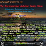Instrumental Sublime Radio Show Jan 28th 2015