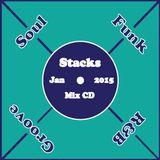 Stacks - Mix CD January 2015