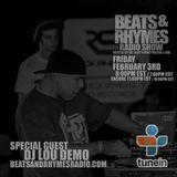 Beats & Rhymes Radio Show 02.03.17