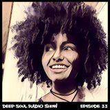 DEEP SOUL RADIO SHOW – EPISODE 33