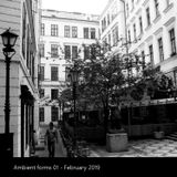 Ambient forms 01 (February 2019)