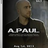 HDP025 A.Paul