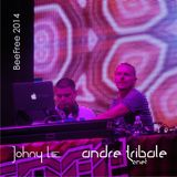 Andre Tribale & Johny Le - Live @ BeeFree 2014 - Techhouse Stage