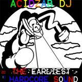 The Earliest Hardcore's Sound