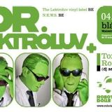 and this set of DJ Dr. Lektroluv in the city of milan italy