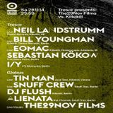 Snuff Crew (Live PA) @ The29Nov Films vs. Killekill - Tresor Berlin - 29.11.2014