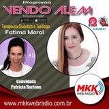 Programa Vendo Alem 14.05.2019 Fatima Moral e Patricia Bortone
