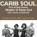 JM Carib Soul Set July 2016