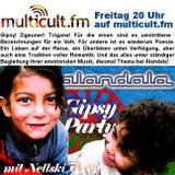multicult.fm ALANDALA Gipsy Party