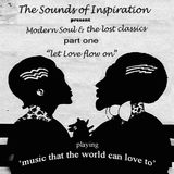 "SOUNDS OF INSPIRATION - PART ONE ""MIXED WITH LOVE BY MR. CHINN"""