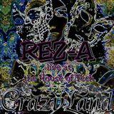 REZ-A LIVE @ CRAZYLAND 15YRS - THE HOUSE OF TECH