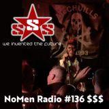 NoMen FM#136 - Sigue Sigue Sputnik