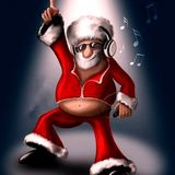 Santa's Doing The Hustle - Christmas In The 70's