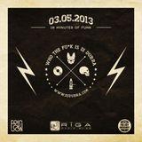 dub:ra - 18 Minutes Of Funk (Dj Mix 4 Riga Radio Show - FRISON)