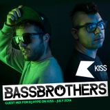 BassBrothers - Guest Mix For DJ Hype On Kiss (July 2014)