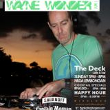 Sunday Sunset Sessions @ The Deck - Nusa Lembongan | DJ WAYNE WONDER 2017