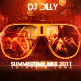 DJ Dilly - Summertime Mix 2011 - Joints & Jams
