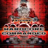 BE.N.RG - live @ Hardcore Commanded X Core (Nightlife, Aachen) 24.12.2015