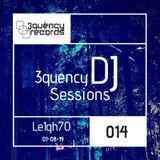 3quency DJ Sessions 014 - Le1gh70 Live 1hr Progressive house mix 01-08-19