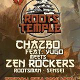 Amsterdam Dub Club 4 : Chazbo meets Zen Rockers