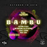 DEECEE X BAMBU PART 1 - OCTOBER 18, 2019 @ TOYBOX .wav