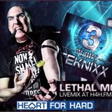 Lethal MG - Heart for Hard (3 Years Teknixx Live)