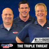 3T - Opening Segment on Astros Championship Banner