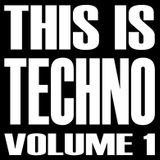 Time To Jack presents Captain Flash - This Is Techno Vol.1