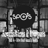 Acquisitions & Mergers Vol. 4 - Afro Soul Jazz & Beats