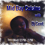 Mid Day Cuisine Featuring DJ Cent - The World Is A Family Mix - Detroit 10-3-18