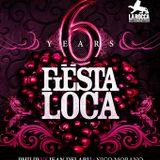 dj's Jean vs Philip  @ La Rocca - Fiesta Loca 30-03-2013 p5