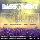 The Bassment x HMC Takeover w/ FAED (Five And Eric D-Lux) & DJ Ever 10.27.17 (Hour One)