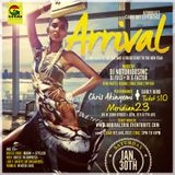 Arrival2016 Afro-Beats mix by DJ Fols of Ghana Elite Ent