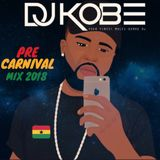 DJKOBE- PRE CARNIVAL MIX 2018 #AFROBEATS, BASHMENT, GRIME, UK, RNB & URBAN