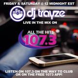 DC's 107.3 FM - Nov 15 2014 - Saturday Night Mix (Part 4) - DJ Trayze (Pop/Top40/Dance/EDM/HipHop