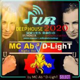 MC Ab ² D-LighT for WAVES RADIO #12 - BIG ROOM DEEP HOUSE SUMMER VIBES
