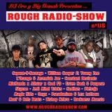 DjEro & Big Nomah - Rough Radio Show #115