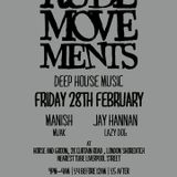 Rude Movements party Mix Horse and Groom Fri 28th Feb