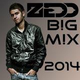 Zedd - Big Mix 2014 BEST OF (mixed by DJ MARV!N K!M) + Download