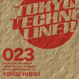 Tokyo Techno Liner EP023 - yohei HIBIKI