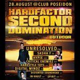 Unresolved @ Hardfactor Second Domination - Warm Up Mix