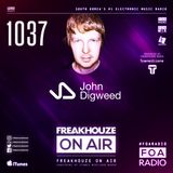 Freakhouze On Air 1037 ● John Digweed