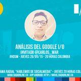 Análisis Google #io15