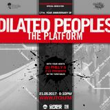 DJ Philly & 210 Presents - Trackside Burners Radio Show 183 - Dilated Peoples