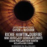 Matador - Live @ ENTER.Sake Space Ibiza (Spain) 2014.09.11.