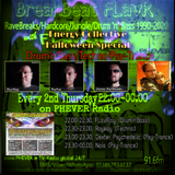 BreakBeat FLavR with FLavRjay, Energy Collective Halloween Special 26-10-17 on PHEVER 91.6FM