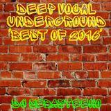 DEEP VOCAL Underground - The Best Of 2016